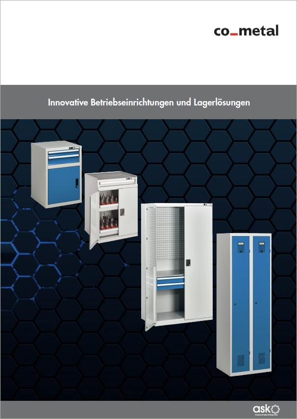Innovative Betriebseinrichtungen und Lagerlösungen